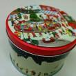 クリスマスの缶