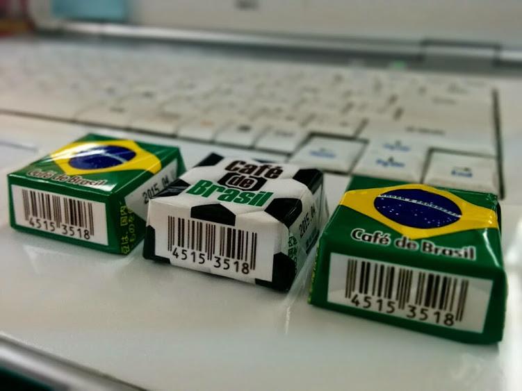 ブラジルチロルチョコ