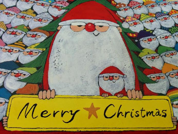 クリスマス缶
