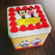 カワイイお菓子のパッケージ