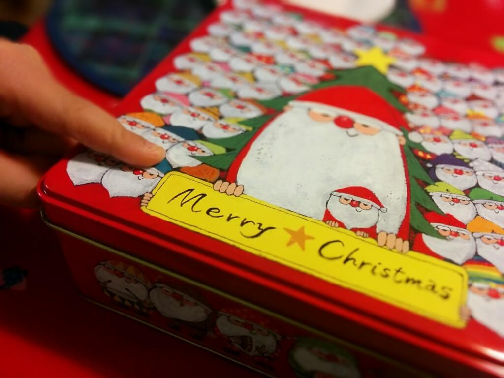洋菓子店のクリスマス販促