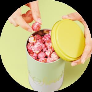 お菓子のミカタ スイート缶