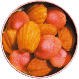 お菓子のミカタ スズラン缶
