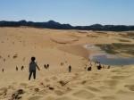 初砂漠の旅