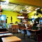 シミズのカフェ探訪