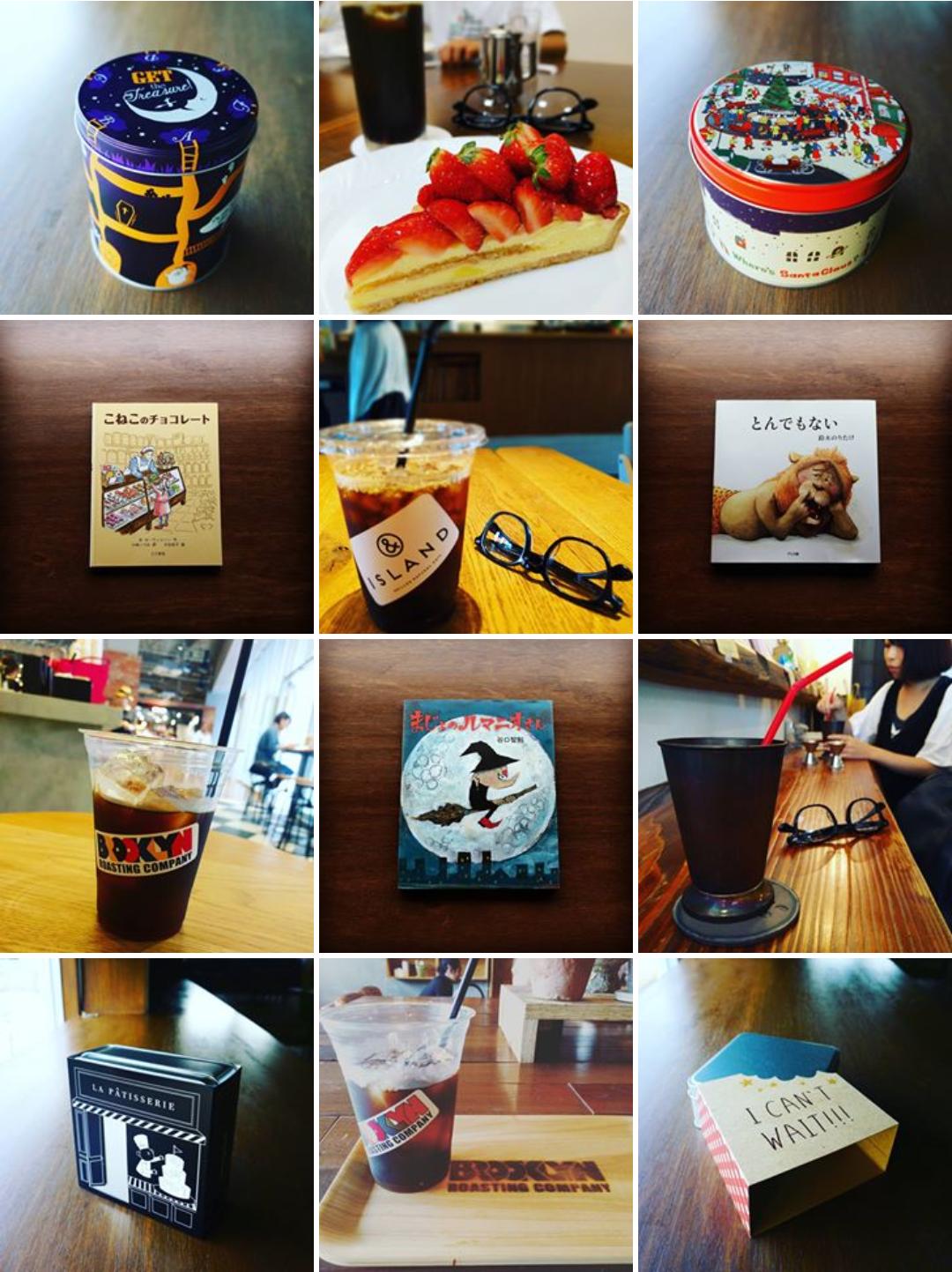 Instagramを更新する時に意識していること